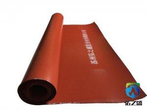 硅钛合金橡胶板 硅纤垫片