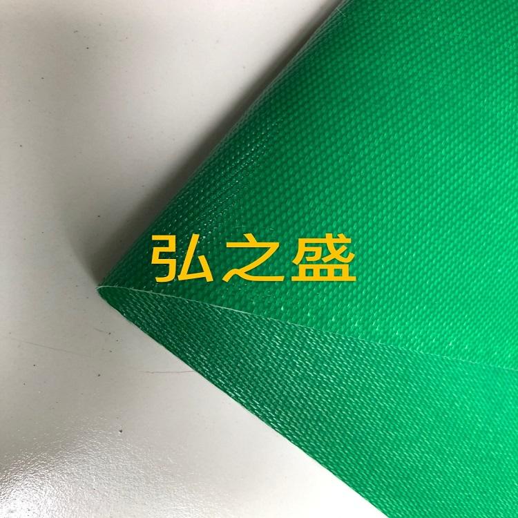 弘之盛草绿色硅胶涂覆布,绿色硅胶三防布下机,欢迎咨询